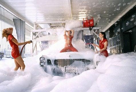 Mega Mumbo: Australian Car Wash To Go Topless, Offer Lap Dances