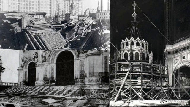 The Strange History of the Moscow Cathedral That Couldn't Be Destroyed