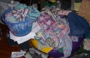 "Declare ""Laundry Bankruptcy"" to Get Clothes Under Control"