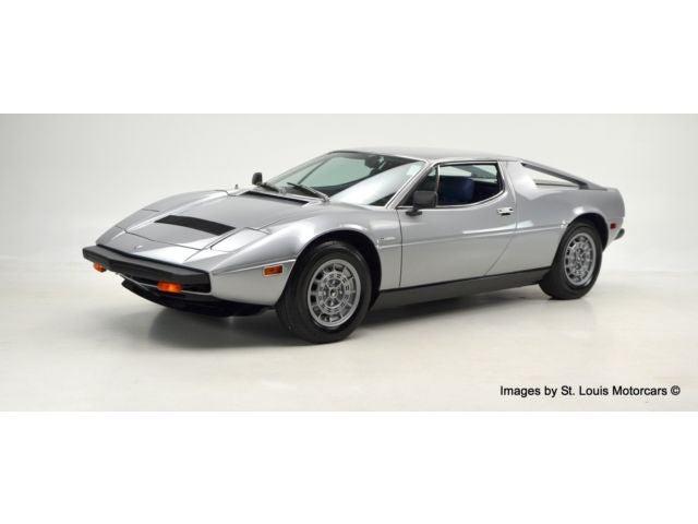 Maserati Coupe SS (Ebay Find)