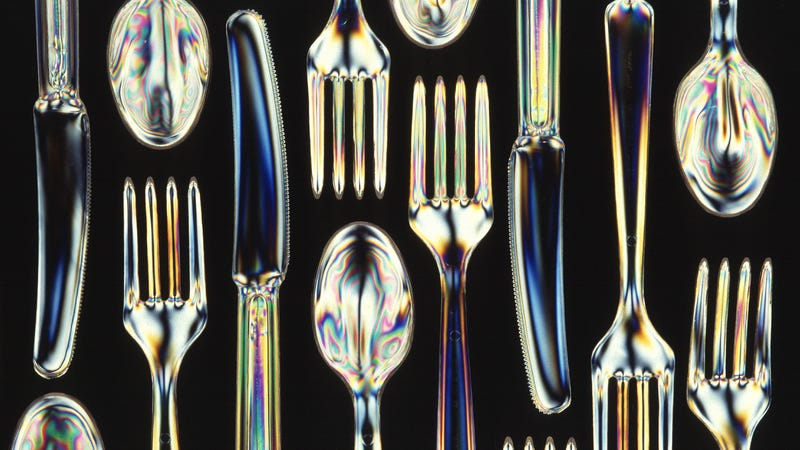 The Cutlery You Use Changes the Way Your Food Tastes