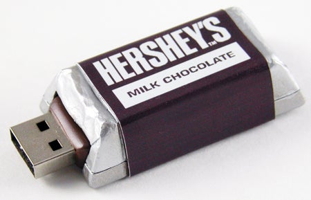 Hershey's Developing Line of Sweet Gadgety Treats