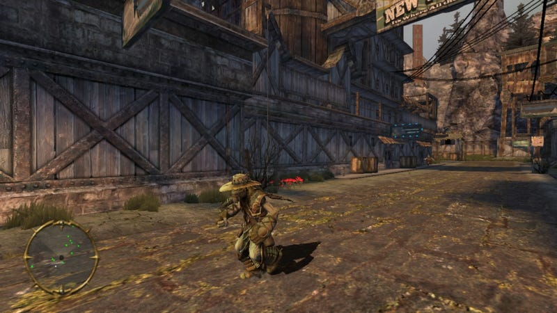 The HD Remake of Oddworld: Stranger's Wrath Comes to the Vita on December 18th