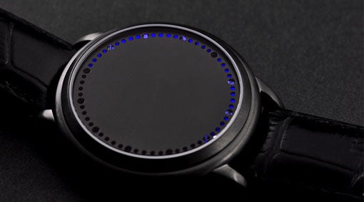 The Abyss Watch Capitalizes On Touch Screen Tech And Minimalism