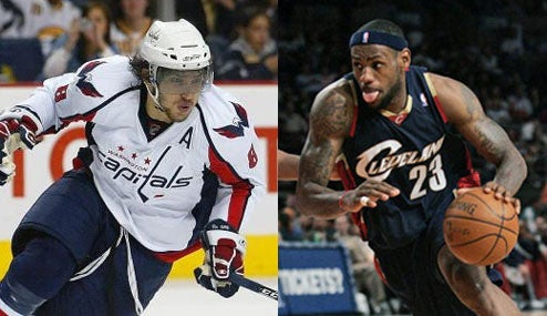 Is The NHL Gaining On The NBA (Again)?