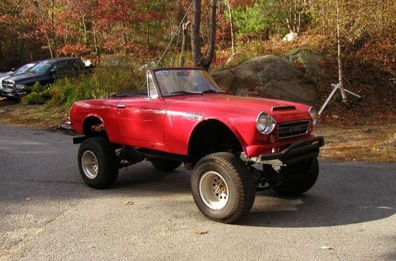 For $4,200, This Datsun Is An OffRoadster