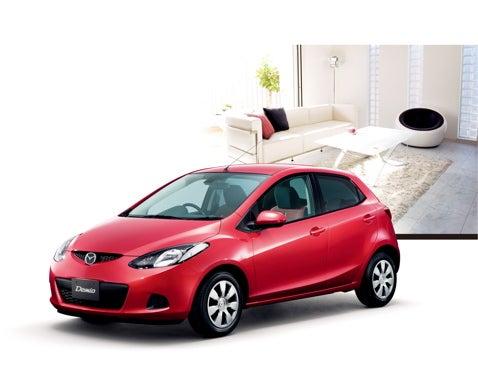 The Mazda Demio Chiara Edition