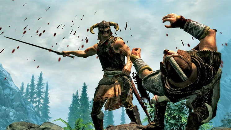 "Sony Says That They've Been ""Working Closely"" With Bethesda to Get Skyrim DLC Working on the PS3"