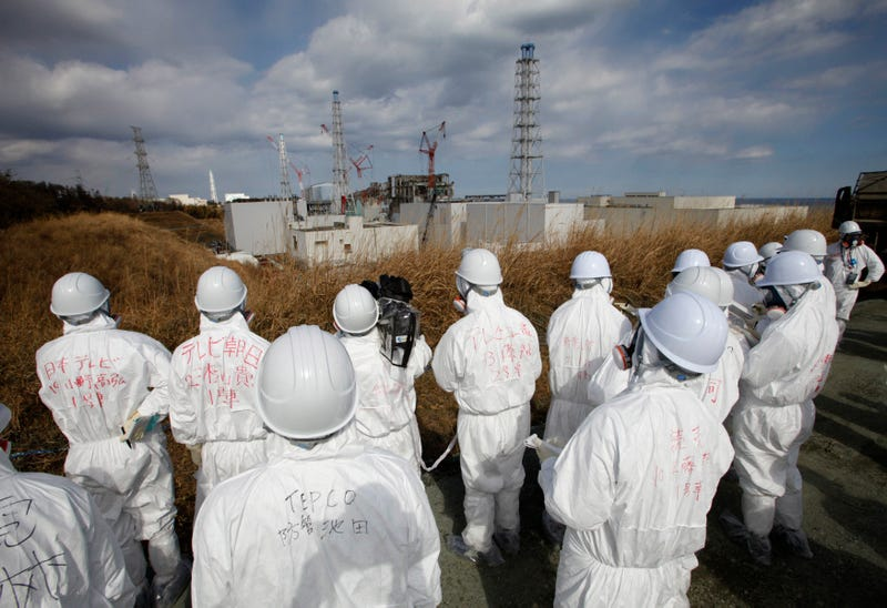 Japan's Billion-Dollar Plan to Store Its Contaminated Fukushima Dirt