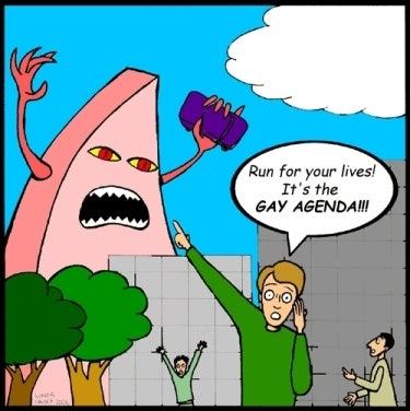 Gay Agenda Update: Frozen (Yup, the movie)