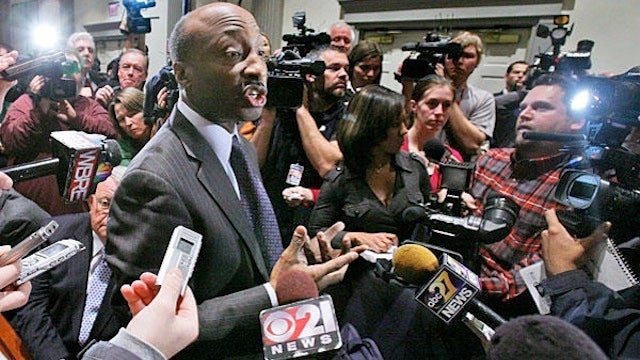 Penn State Hired Merck CEO Kenneth Frazier To Investigate The Sandusky Scandal Because Penn State Is Dumb