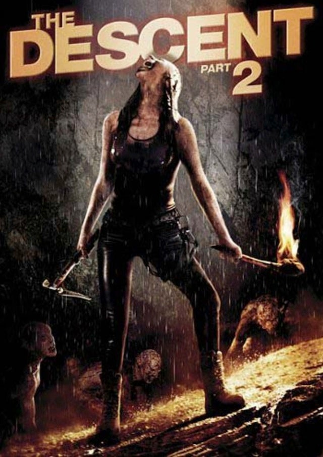 The Hardcore Horror Flick That Turns Up In Tomb Raider