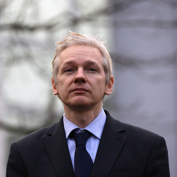 Why Julian Assange Can't Let Go of His Secrets