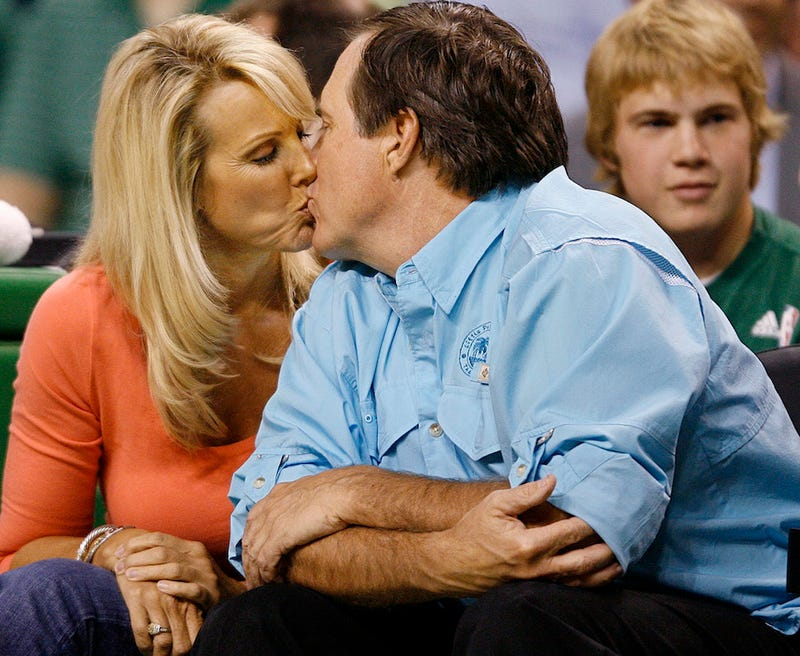 The Patriots Might Have An Audible Named For Belichick's Girlfriend