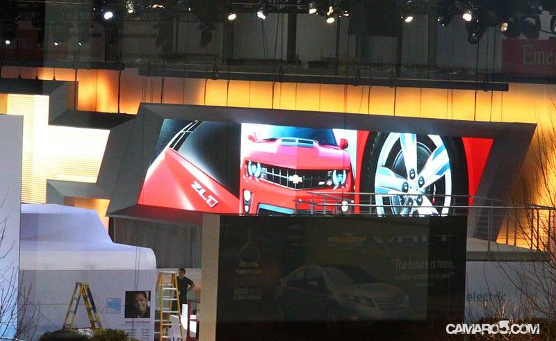 Chevrolet Camaro ZL1 is the new Z28