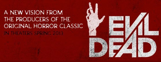 First footage from the Evil Dead reboot. What does it mean?
