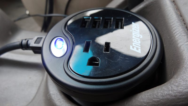 Energizer 180W Cup Inverter: Juice Your Gadgets on the Go