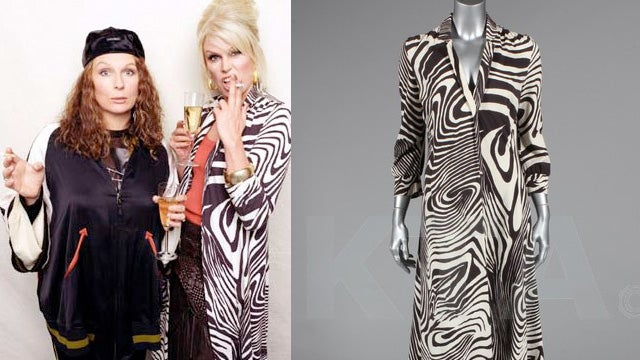 Now You Can Dress Like Patsy: Joanna Lumley to Auction Off 'Absolutely Fabulous' Costumes