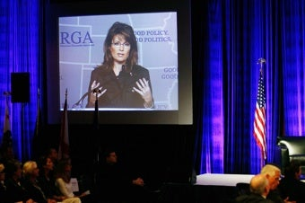 The Strange Continuation Of The Sarah Palin Show