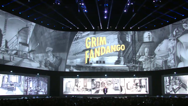 Grim Fandango Is Getting Remastered For PS4, Vita