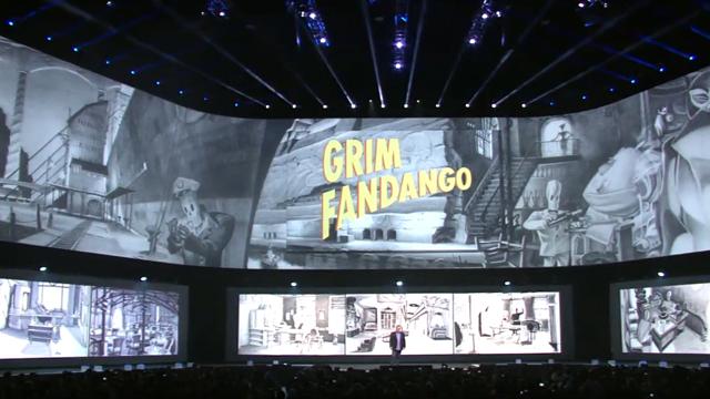 Grim Fandango Is Getting Remastered For PS4, Vita