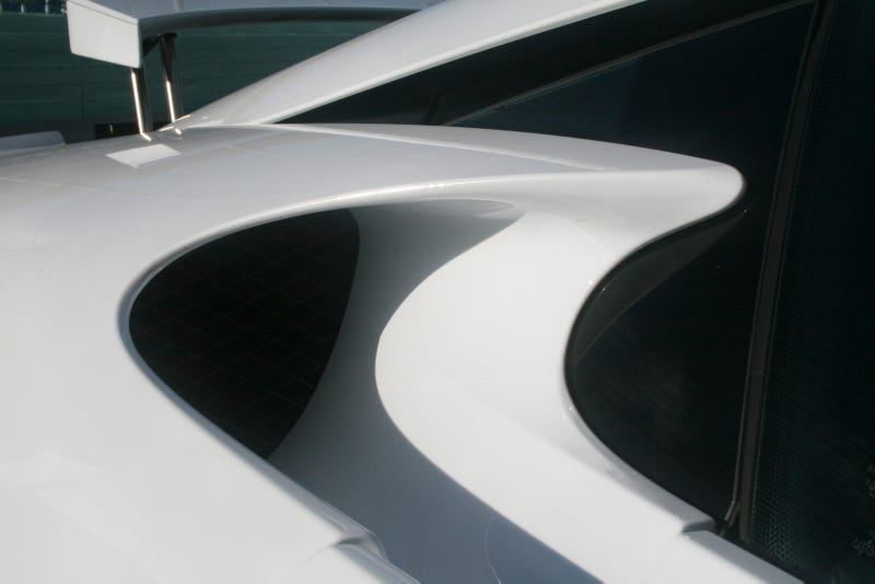 2011 Lexus LFA Exterior