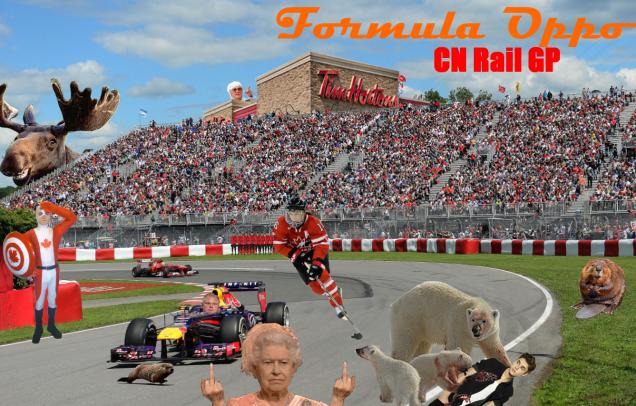 Formula Oppo: The CN Rail GP Debreif