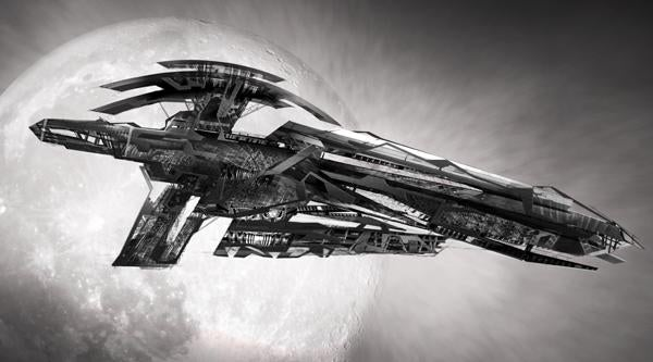 The Klingon ships that didn't make it into Star Trek Into Darkness
