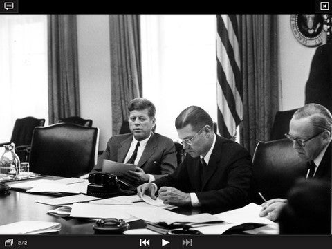 To The Brink: JFK and the Cuban Missile Crisis Gallery