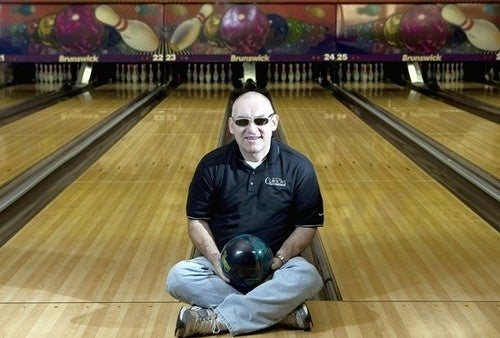 Man Overcomes Being Named Gooch, Legal Blindness To Bowl A Perfect Game