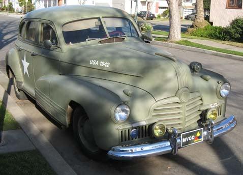 1942 Pontiac Torpedo