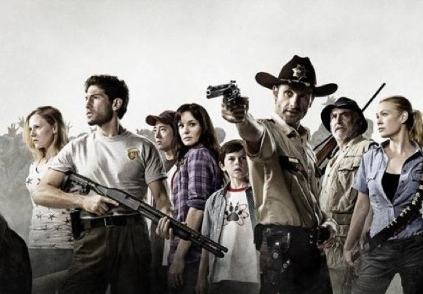 Walking Dead gets a second season, twice as long as the first