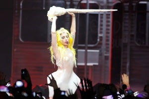 Lady Gaga Suing Makers of Breast Milk Ice Cream