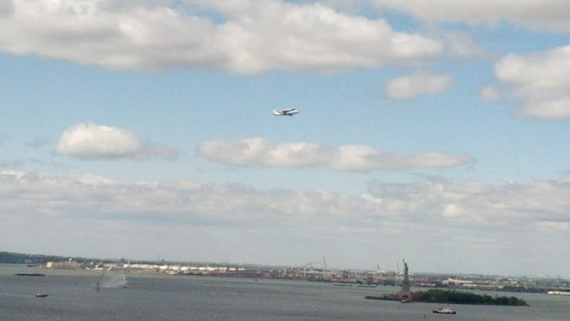 Enterprise NYC Flyover Photos