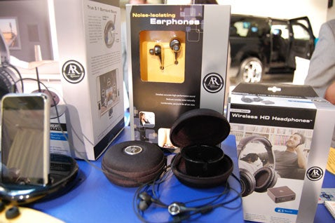 Audiovox Intros New Acoustic Research and Jensen Products At Mostly Affordable Prices