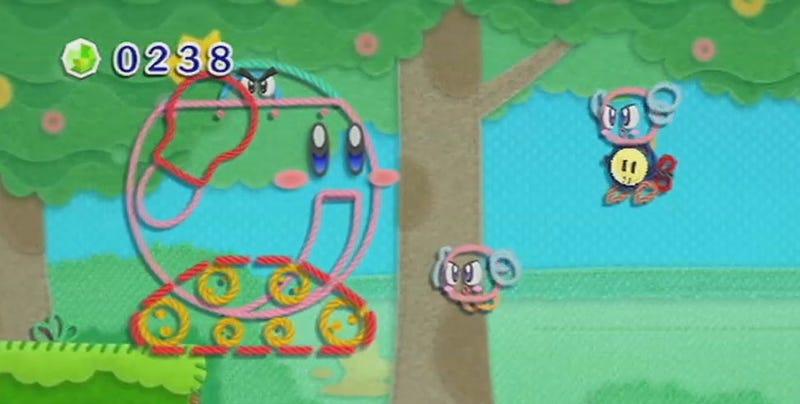 Kirby's Epic Yarn Is E3's Snuggliest Surprise