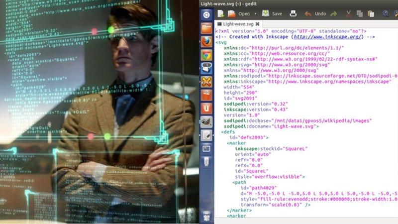 Qu significan los c digos de programaci n que aparecen for Espejo q aparece en una pelicula