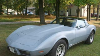 This $4,800 1979 Chevy Corvette Might Be A GM Experimental Turbo