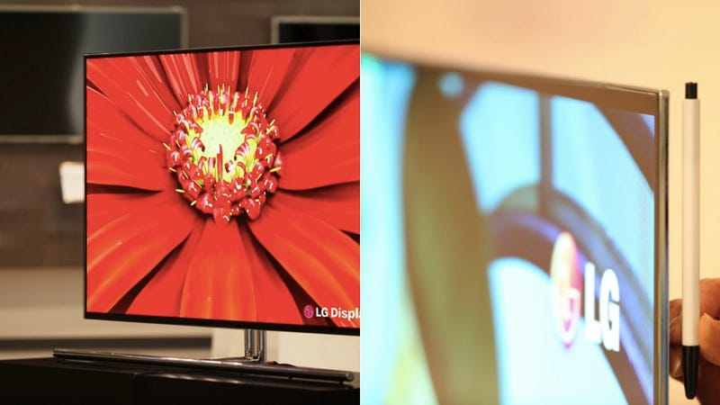 LG Promises World's Largest OLED TV You Can't Afford at CES