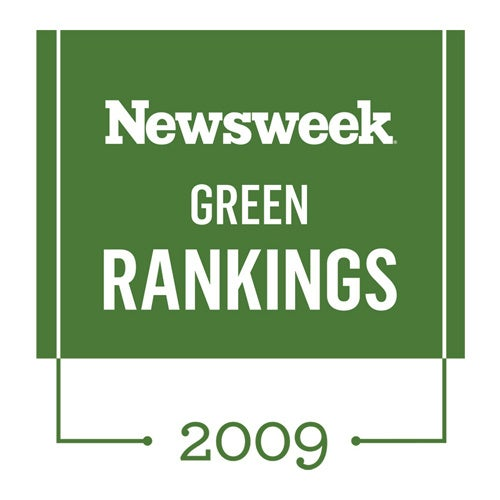 HP Ranked #1 Green Company (What!?)