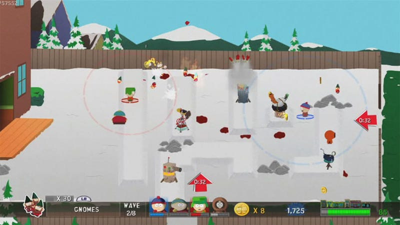 Your First Look At South Park's Tower Defense Game