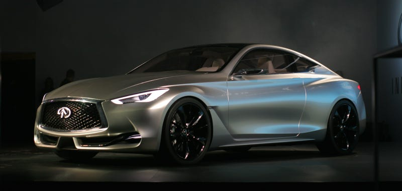 You Ll Have To Wait Until 2016 For The Infiniti Q60 Coupe