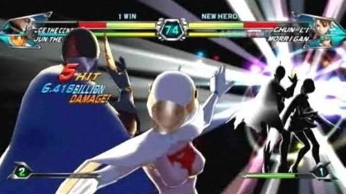 Joe the Condor Ties Up Chun-Li, Busts a Cap in Her