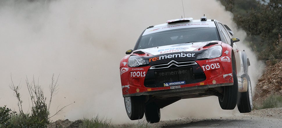 Your Ridiculously Awesome Citroen DS3 WRC Wallpaper Is Here