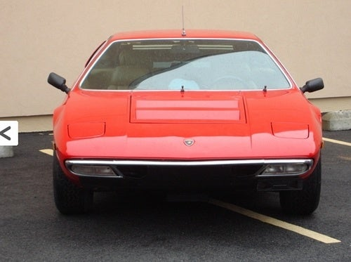 1972 Lamborghini Urraco for a Bullish $22,500!
