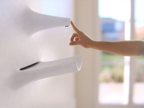 The Living Kitchen Project Imagines A Gesture-Based Future