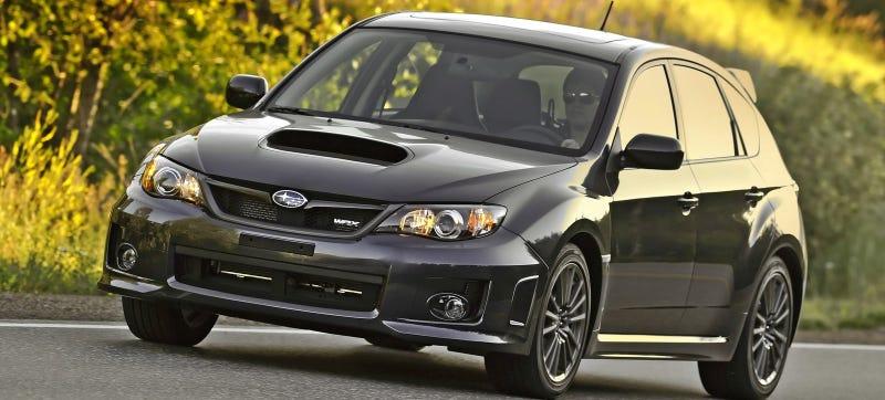 Wait, Is Subaru Bringing Back The WRX Hatchback?
