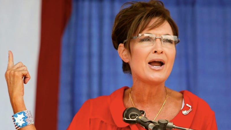 Sarah Palin Calls the AP 'Absolute Jerks'