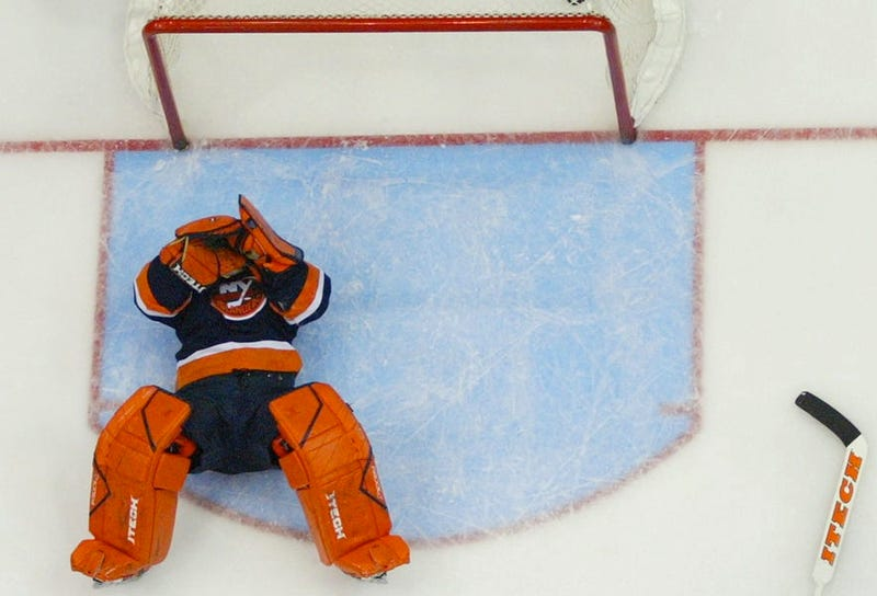This Has Never Happened Before In The History Of Ever: Rick DiPietro Is Hurt