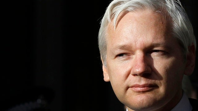 Julian Assange Lives in Bizarro World
